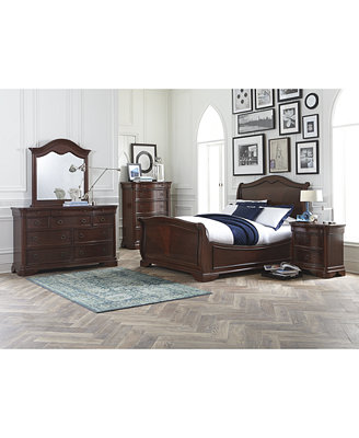 Bordeaux II Bedroom Furniture ly at Macy s Furniture