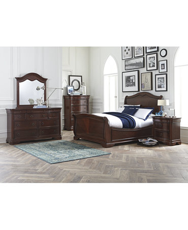Bordeaux ii bedroom furniture only at macy 39 s furniture macy 39 s Macy s home bedroom furniture