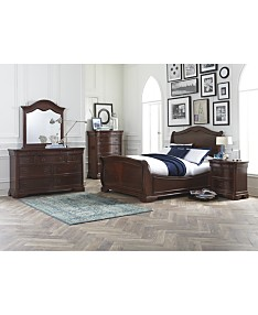 Dark Wood Bedroom Collections - Macy\'s