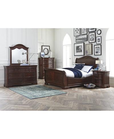 Bordeaux II Bedroom Furniture, Created for Macy's