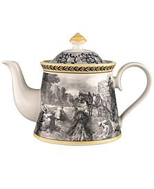 Dinnerware, Audun Teapot