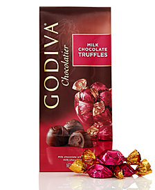 Godiva Individually Wrapped Milk Chocolate Truffles