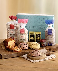 Wolferman's Deluxe Berry Breakfast Box