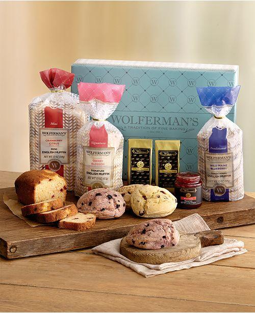 Wolferman's Deluxe Berry Breakfast Box