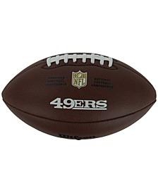 San Francisco 49ers Composite Football