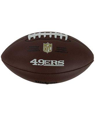 Wilson Sport San Francisco 49ers Composite Football