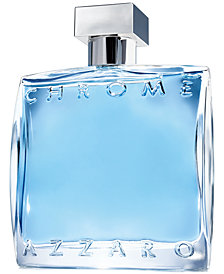 Azzaro Men's CHROME Eau de Toilette Spray, 3.4 oz.