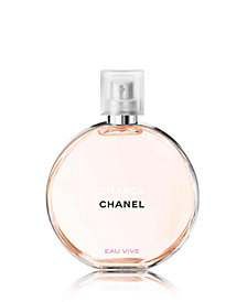 CHANEL CHANCE EAU VIVE Eau de Toilette Fragrance Collection