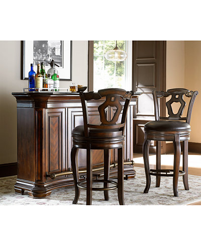Toscano Home Bar Collection  Furniture. Toscano Home Bar Collection   Furniture   Macy s