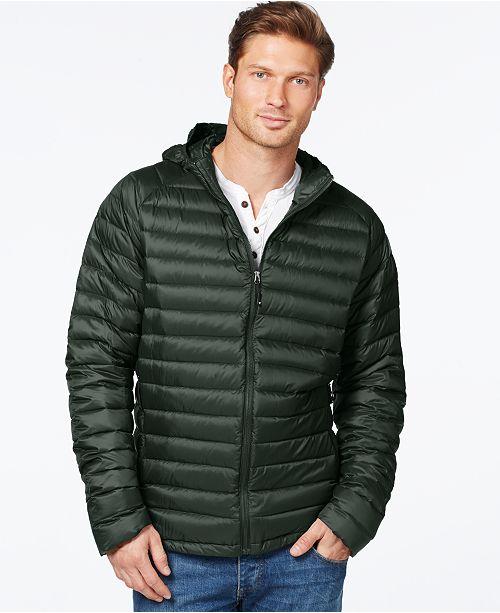 c63e505baa06 32 Degrees Packable Hooded Down Jacket   Reviews - Coats   Jackets ...