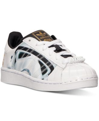 adidas Boys\u0027 Superstar RT Star Wars Stormtrooper Casual Sneakers from  Finish Line