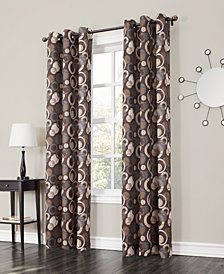 Lichtenberg Regis Woven Curtain Panel Collection
