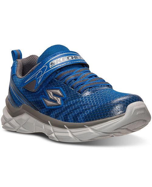 Skechers Little Boys' Rive AC Running Sneakers from Finish Line