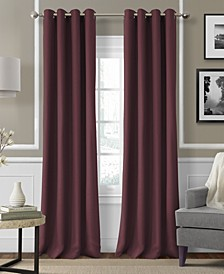 "Essex 50"" x 95"" Linen Curtain Panel"