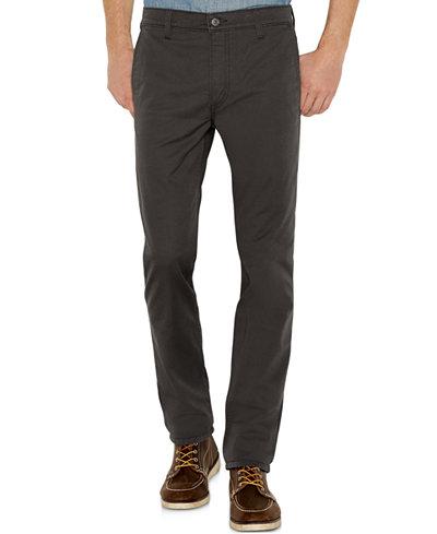 levi 39 s 511 slim fit hybrid trousers jeans men macy 39 s. Black Bedroom Furniture Sets. Home Design Ideas