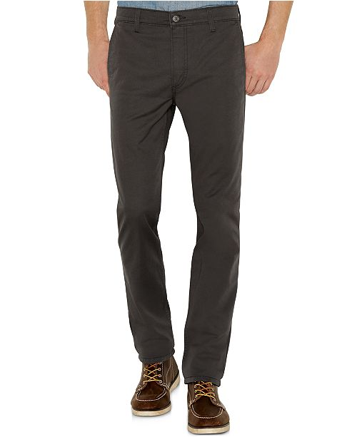 874ad771518 Levi's 511™ Slim Fit Hybrid Trousers & Reviews - Jeans - Men - Macy's