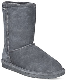 BEARPAW Emma Short Cold Weather Boots