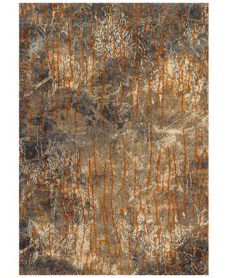 "CLOSEOUT! Modern Abstracts Ethos Multi 5'3"" x 7'7"" Area Rug"
