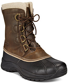 Bearpaw Men's Colton Tall Duck Boots