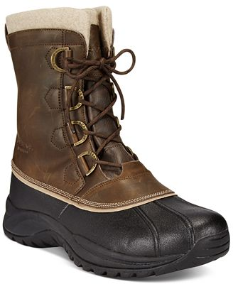 Bearpaw Colton Tall Duck Boots