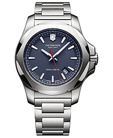 Men's I.N.O.X. Stainless Steel Bracelet Watch 43mm 241724.1