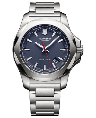 Victorinox Swiss Army Men's I.N.O.X. Stainless Steel 241724.1