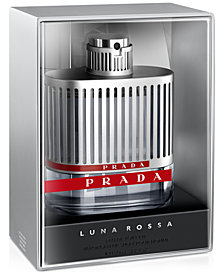 Prada Luna Rossa Eau de Toilette, 5.1 oz - Collector's Edition