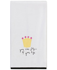 "Creative Bath Faerie Princess 25"" x 50"" Bath Towel"