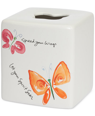 Creative Bath Flutterby Tissue Cover