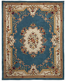 CLOSEOUT! KM Home Majesty Aubusson 4' x 6' Area Rug, Created for Macy's