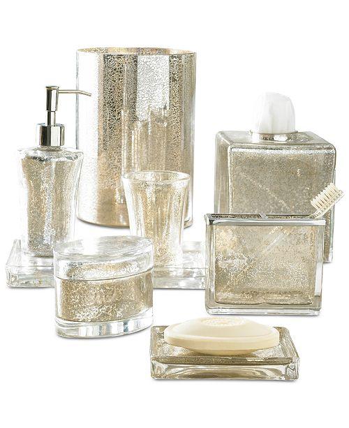 Kassatex bath accessories vizcaya collection reviews - Luxury bathroom accessories sets ...