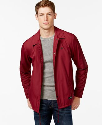 Element Coach Baseball Jacket - Coats &amp Jackets - Men - Macy&39s