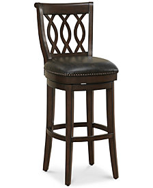 Prado Counter Height Bar Stool, Quick Ship