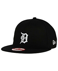 New Era Detroit Tigers B-Dub 9FIFTY Snapback Cap