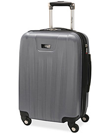 """Skyway Nimbus 2.0 20"""" Hardside Expandable Spinner Carry On Suitcase"""