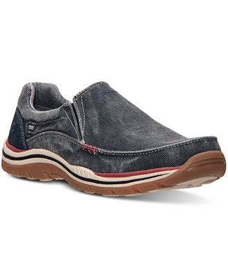 skechers s relaxed fit expected avillo casual shoes