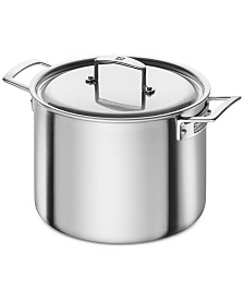 Zwilling J.A. Henckels 8-Qt. Aurora Stockpot with Lid