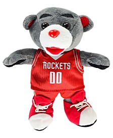Forever Collectibles Clutch Houston Rockets 8-Inch Plush Mascot