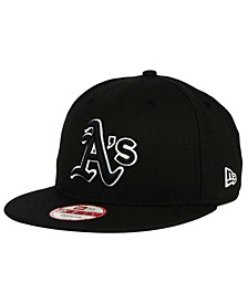 Oakland Athletics B-Dub 9FIFTY Snapback Cap