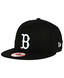 New Era Boston Red Sox B-Dub 9FIFTY Snapback Cap