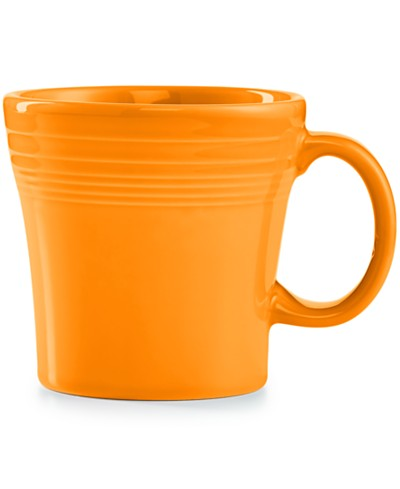 Fiesta Tangerine Tapered 15-oz. Mug