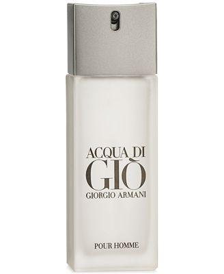 Giorgio Armani Acqua di Gio Eau de Toilette Travel Spray, 0.67oz