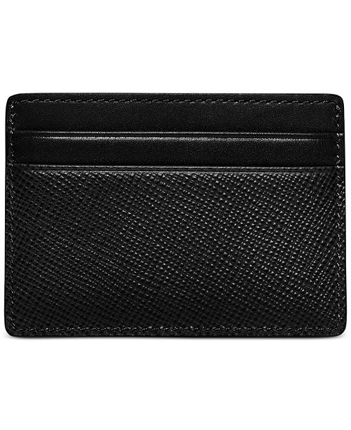af3dd6d7b9 Michael Kors Harrison Card Case   Reviews - All Accessories - Men ...