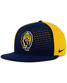 Nike California Golden Bears True Seasonal Snapback Cap