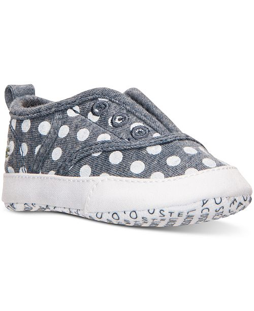 ca63b167 Lacoste Toddler Girls' Rene Crib Baby Shoes from Finish Line ...