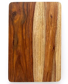 "Martha Stewart Collection Sheesham Wood 15"" x 10"" Cutting Board, Created for Macy's"