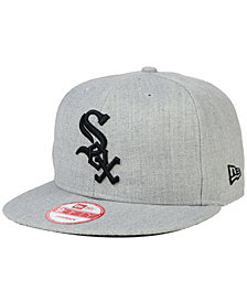 New Era Chicago White Sox Heather Team Color 9FIFTY Cap