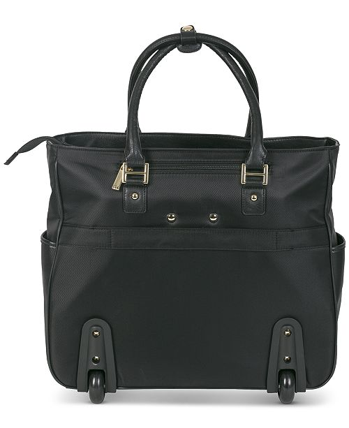 Kenneth Cole Reaction Call It Off 16 Rolling Business Tote And Carry On Bag Duffels Totes Luggage Backpacks Macy S