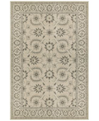 Oriental Weavers Richmond Isphahan Ivory/ Grey Area Rugs