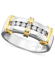 Men's Diamond Ring in 14k Gold (1/3 ct. tw.)